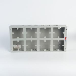 伟业 86型开关插座箱 MS 08