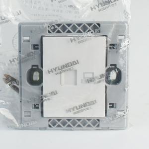 現代 H5 一位電腦插座 H543