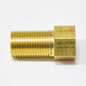 凈水器自來水管道4分內外絲螺牙1/2轉2分3分管直通銅接頭6分