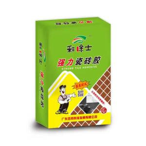 瓷磚膠 多邦超強瓷磚膠 廣州多邦瓷磚膠 超強瓷磚膠 20kg