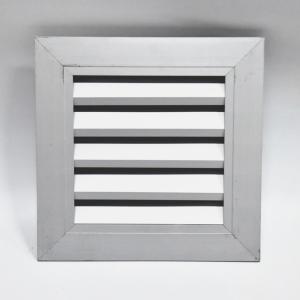 优质 铝百叶排风口 6寸