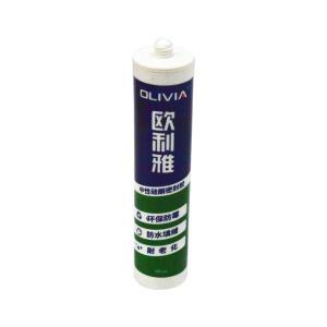 道康宁 硅胶 NP中性硅酮密封胶 半透明 防水玻璃胶 收边胶 300ML