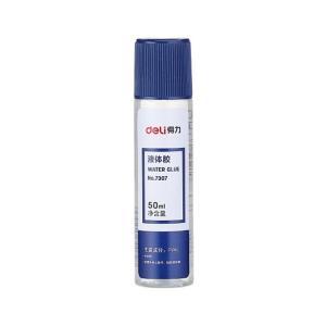 得力 液体胶 7307 透明 (50ml/瓶)