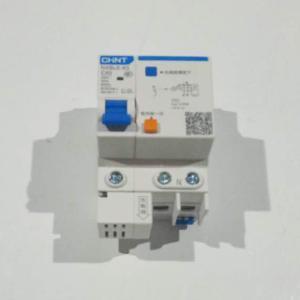 正泰 剩余电流动作断路器 NXBLE-63 1P+N/C40