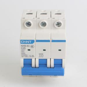 正泰 剩余电流动作断路器 NXBLE-125 3P/C100