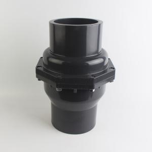 优质 PVC给水止回阀(台湾) dn110