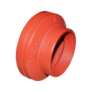 优质 沟槽异径管 dn250*150