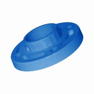 联塑 活套法兰(PVC-U给水配件)1.6MPa蓝色 dn125