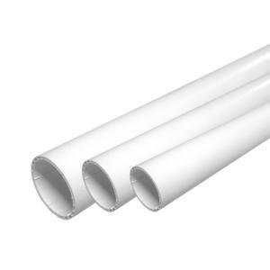 联塑 PVC-U排水螺旋消音管(4.0)白色 dn160 4M hn