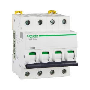 施耐德 小型断路器 IC65N 4P 32A C型