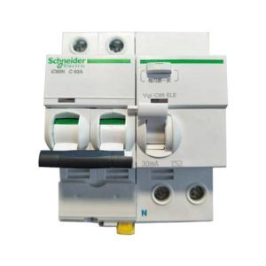 施耐德 漏电断路器 IC65N 2P 40A C型