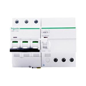施耐德 漏电断路器 IC65N 3P 25A C型