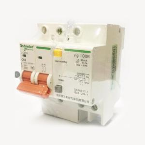 施耐德 漏电断路器 IC65N 3P 63A C型
