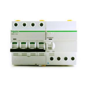 施耐德 漏电断路器 IC65N 4P 40A C型