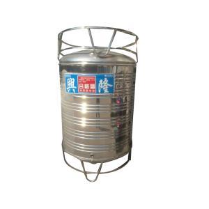 优质 立式不锈钢水塔 304# 2.5立方