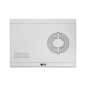 联塑电气铁盒光纤空箱(含模块支架)LPM-21A320x240x100