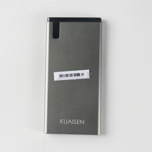 KS 移动电源 KS90093 银灰色 12000mAh