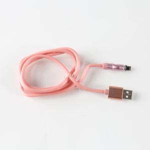 TREQA 数据线 CA-8232-IOS-1m 粉红色