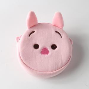 萌萌族 迪士尼图案钱包 小猪