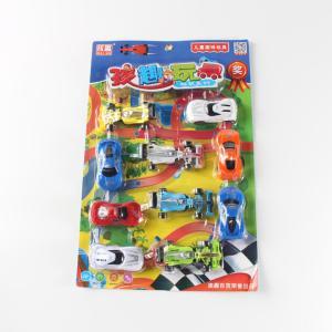 優質 兒童板裝汽車組合玩具 BY-6079