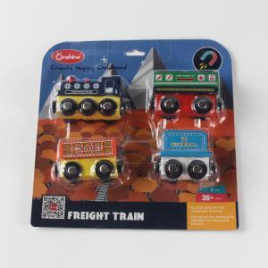 優質 貨物運輸火車玩具 TNWX-6577 (4節)