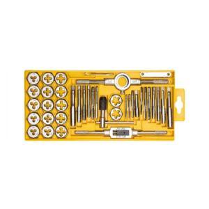 得力 DL0029 39件套丝锥板牙