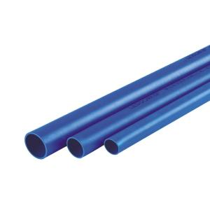 联塑 PVC薄弯电线管(B管)蓝色 dn16 2.6M
