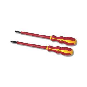 威力狮 电工螺丝批 4*100mm+ W0299C