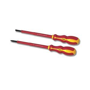 威力狮 电工螺丝批 4*100mm- W0299G