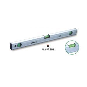 威力狮工具 铝合金强磁水平尺水平仪平水尺装修测量工具300-800mm