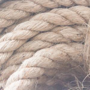 黄麻绳麻绳拔河绳加粗手工麻绳粗麻绳细麻绳装饰麻绳捆绑绳子