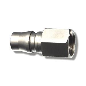 气动C式快速接头SP20母头配8*5气管公母接头子母PP20自锁 SP30/40