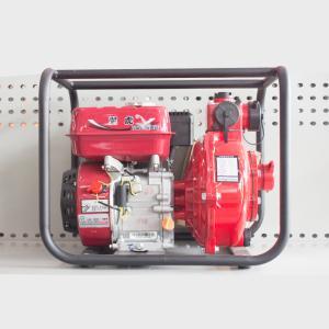 伊藤YT40WP汽油自吸泵 4寸抽水泵高扬程/消防野外抽水机/水量大