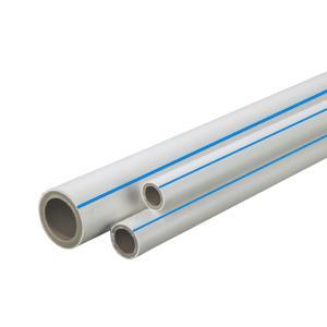 联塑 双色PP-R给水管S4(1.6MPa) 内灰外白色 DN32 4M