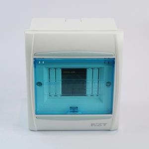 德力西弱电箱家用套装 多媒体信息箱布线箱