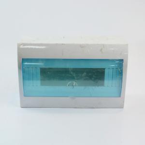 尤立科配电箱强电箱强电布线箱14位至16回路暗装空气开关断路器箱