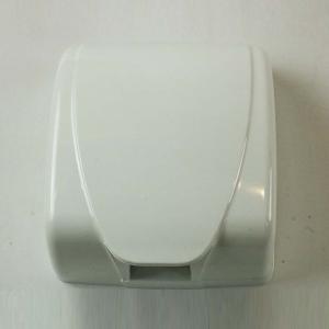 西蒙插座防水盒 86型插座面板 防濺盒 防濺罩浴室插座面板防水盒