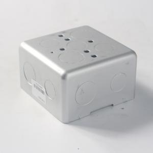 10*10地插底盒 鋼材質銅地插 標準型地插底盒 加厚地插底盒
