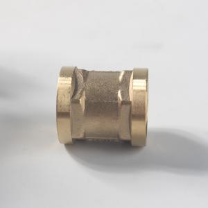 銅管古內絲牙直接銅配件直通管件轉接頭4分6分1寸大小頭異徑變徑