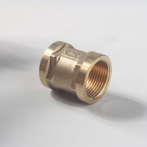 全銅內外絲直接加長延伸接頭4分外絲轉6分內絲4分6分1寸直通加厚