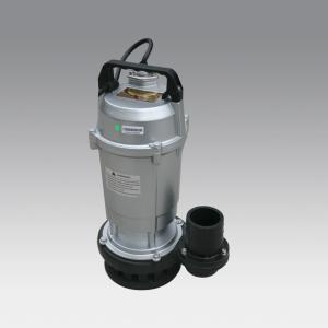 廣東凌霄潛水泵清水抽水泵QDX1.5-17-0.37單相潛水泵 220v 0.37kw