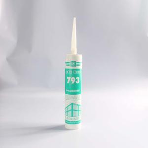 793透明中性玻璃膠(快事達) 793瓷白中性玻璃膠(快事達)