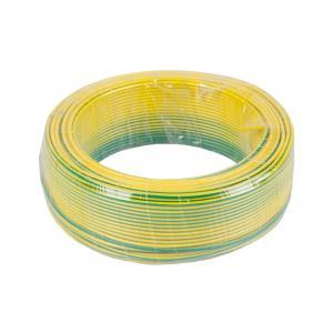 广东电缆单塑BVB7支线1平方双色