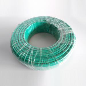 广东电缆 单塑 BV 7支线 16平方 绿色