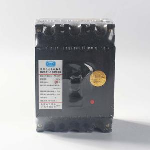 CHNT正泰三級塑殼斷路器空氣開關NM10-100/330 100A 80A 60A