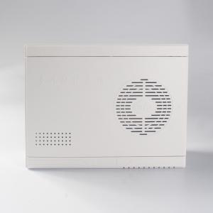 诺可信分光器1分8插片式光分路器一比八插光纤分纤箱1分8电信级
