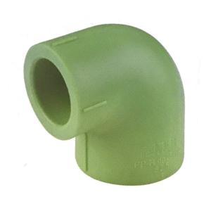 PVC异径弯头 90度变径 给水管U20 25 32 40 50 63 75 90 110大小