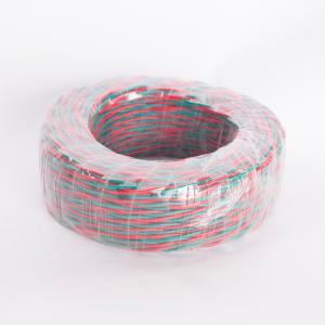 純銅2芯電線雙絞線 花線消防線足100米/卷