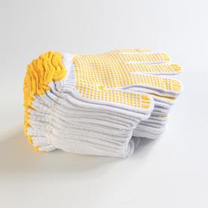手套勞保耐磨工作加厚線手套批發包郵尼龍勞保手套勞動棉紗線手套