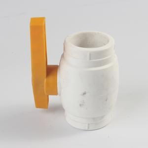 优质 PPR钢芯球阀白色 40